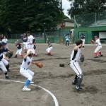 読売巨人軍 さわやか野球教室開催2