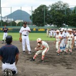 読売巨人軍 さわやか野球教室開催4