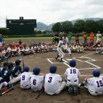 読売巨人軍 さわやか野球教室開催5
